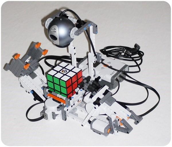 LEGO Rubik Utopia