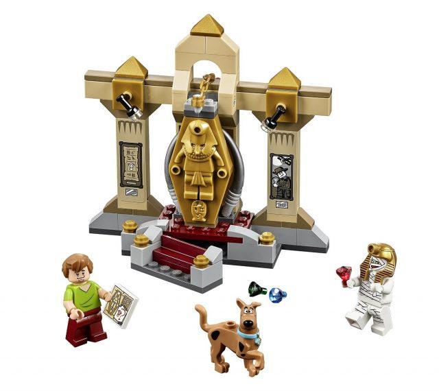 LEGO Scooby Doo 75900 Mummy Museum Mystery 2