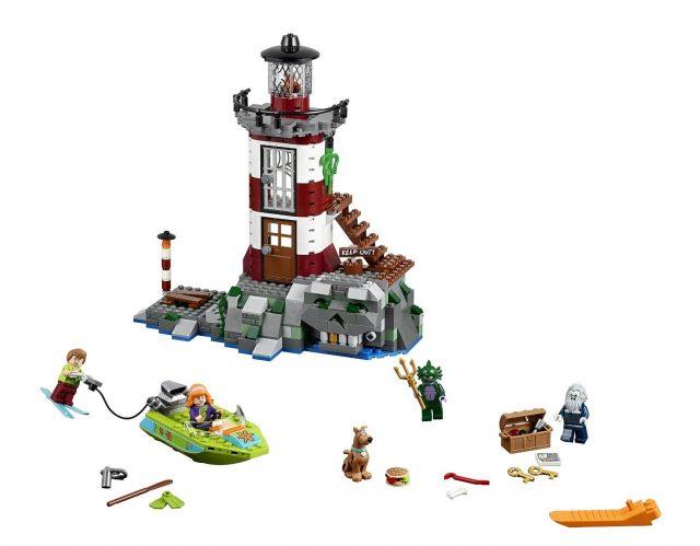 LEGO Scooby Doo 75903 Haunted Lighthouse 2