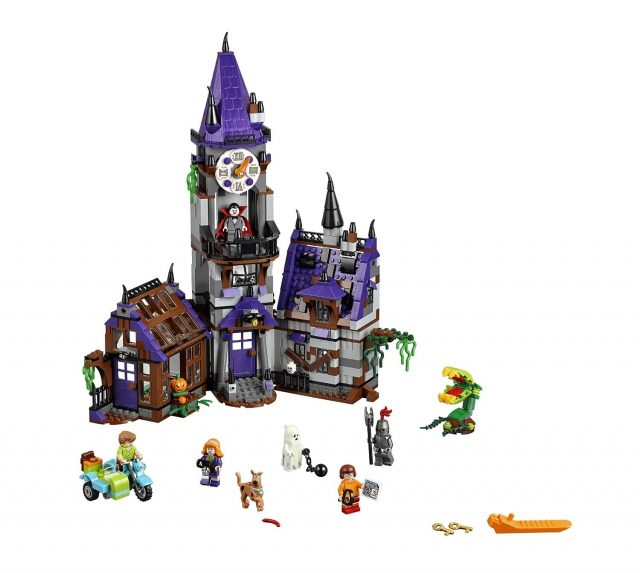 LEGO Scooby Doo 75904 Mystery Mansion 2
