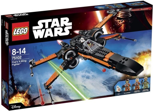 Lego 75102 Poes X Wing Fighter 1024x747