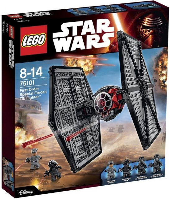 Lego Star Wars 75101 First Order Special Forces Tie Fighter 875x1024