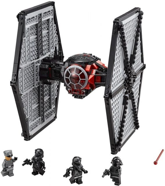Lego Star Wars 75101 First Order Special Forces Tie Fighter Minifigures 908x1024