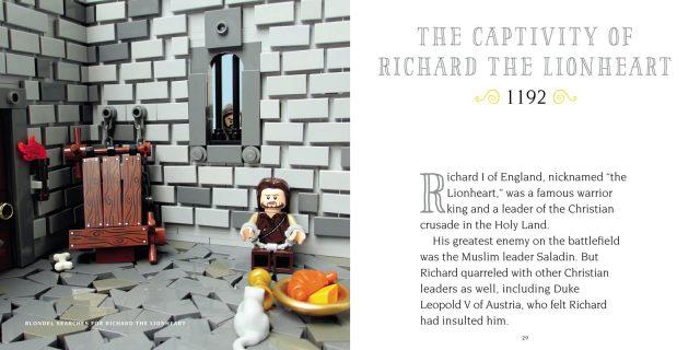 MedievalLEGO_RichardLionheart