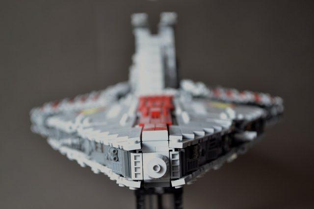 UCS style MOC Venator class Star Destroyer 5