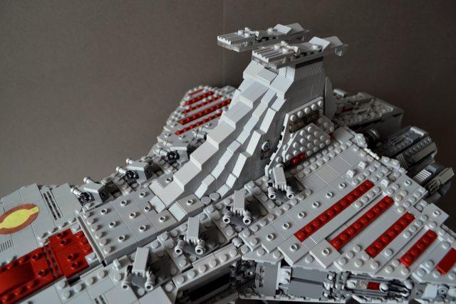 UCS style MOC Venator class Star Destroyer 6