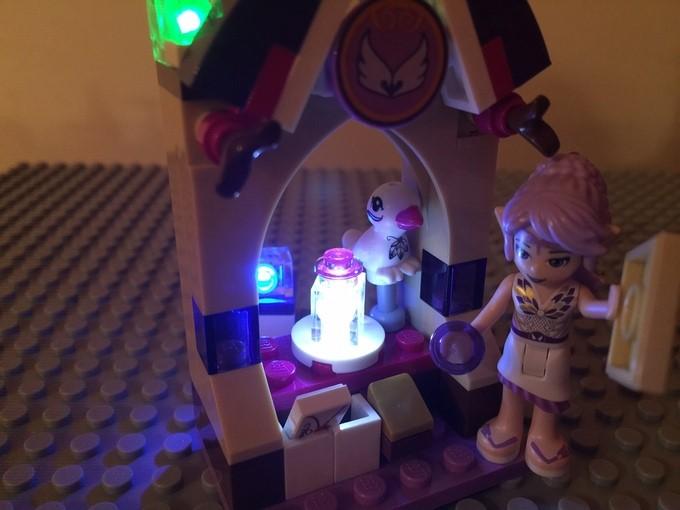 I brix luce wireless ai mattoncini lego mattonito