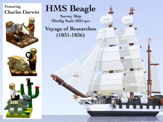 ideas hms beagle 001