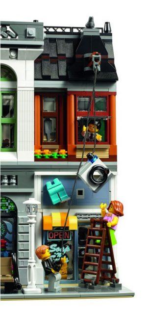 lego 10251 Modular Brick Bank 12