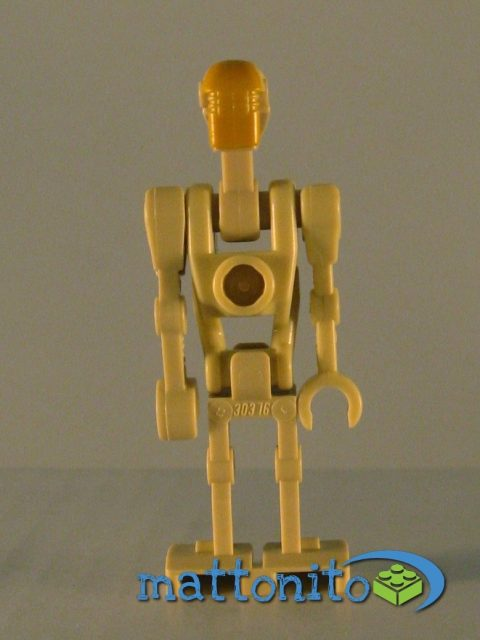 lego 75043 at ap minifigure comandante battle droid retro