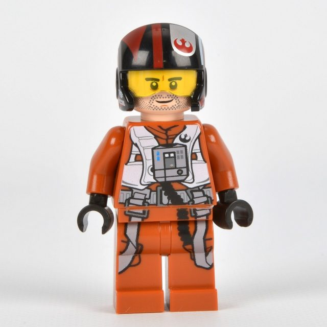 lego 75102 Poe s X Wing Fighter poe dameron