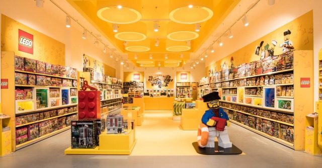 lego certified store arese 440