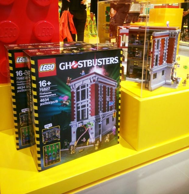 lego certified store arese ghostbusters 057