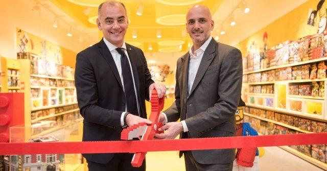 lego certified store arese inaugurazione 967