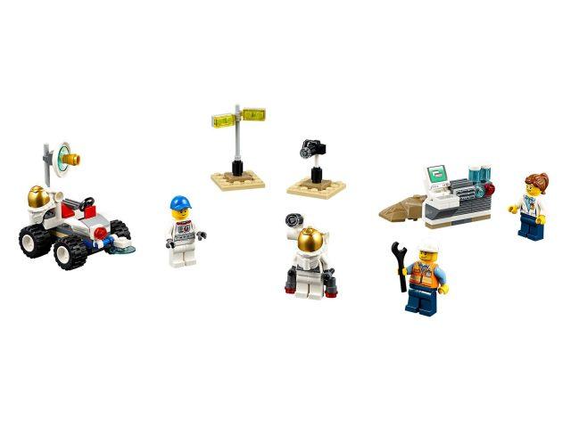 LEGO City 60077 - Starter Set Spazio