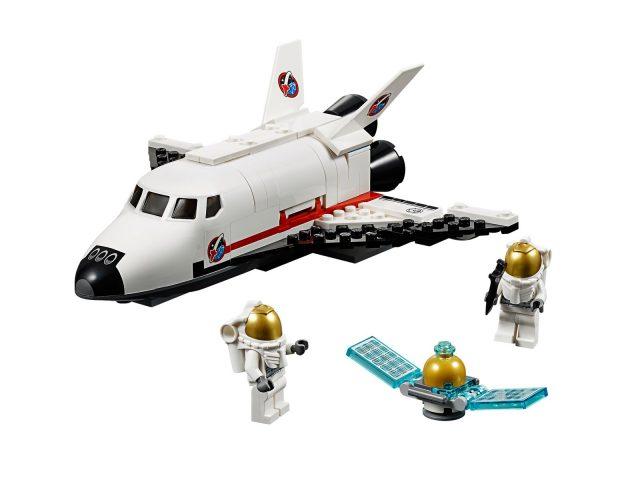 LEGO City 60078 - Utility Shuttle