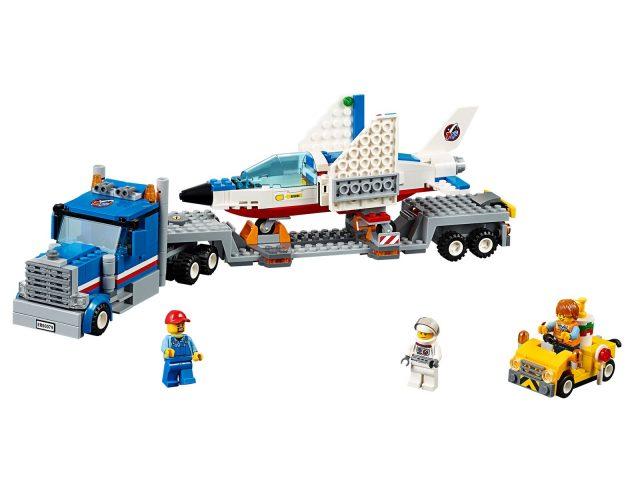 LEGO City 60079 - Trasportatore di Jet
