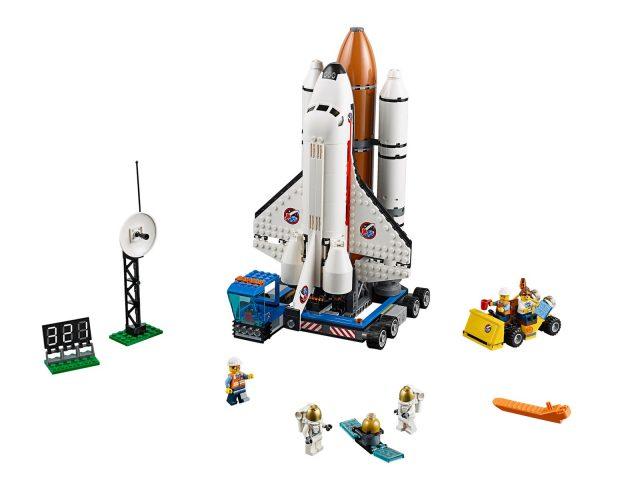 LEGO City 60080 - Base di Lancio