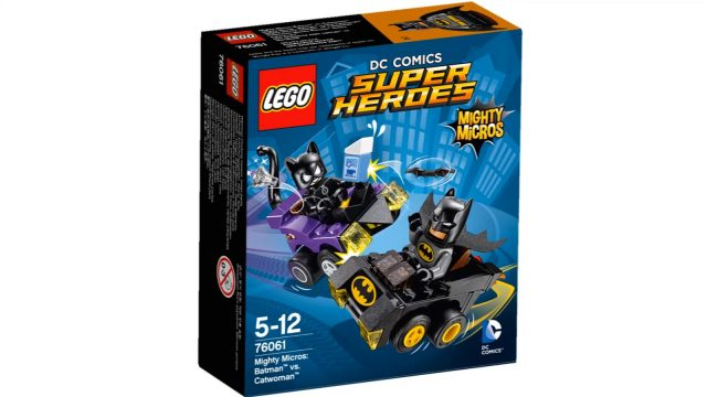 lego dc comics super heroes might micros batman vs catwoman 76061