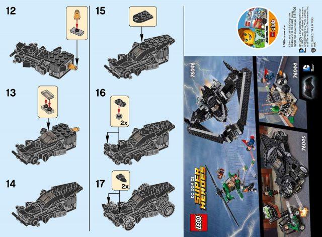 lego dc comics super heroes the batmobile 30446 2