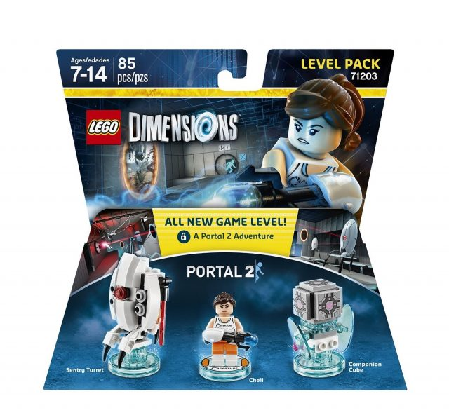 lego dimensions Portal 2 71203