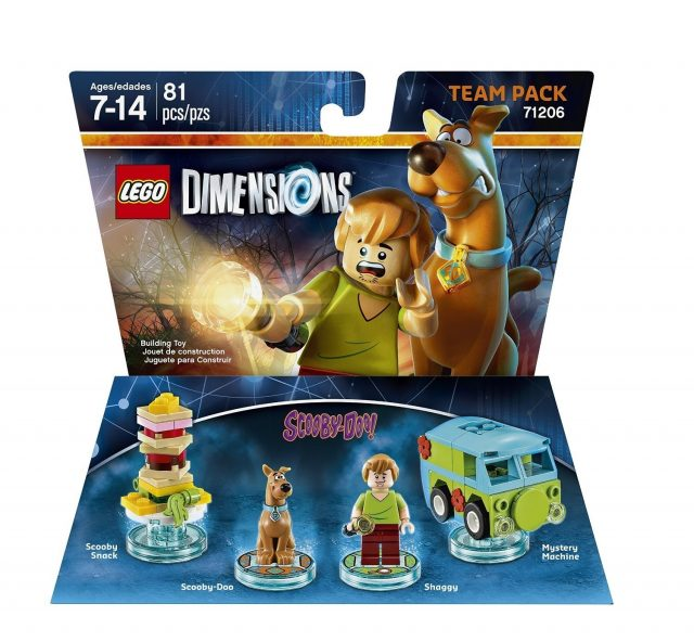 lego dimensions Scooby Doo 71206