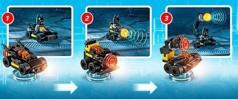 lego dimensions costruzioni alternative batman