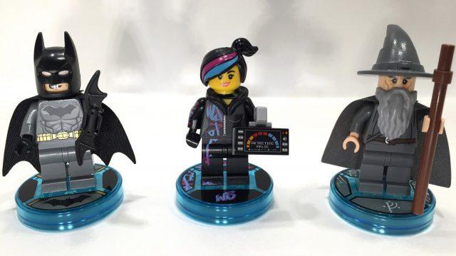 lego dimensions minifigure