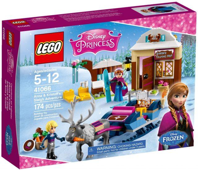 lego disney frozen 41066
