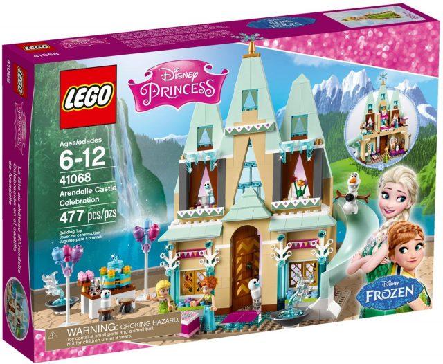 lego disney frozen 41068