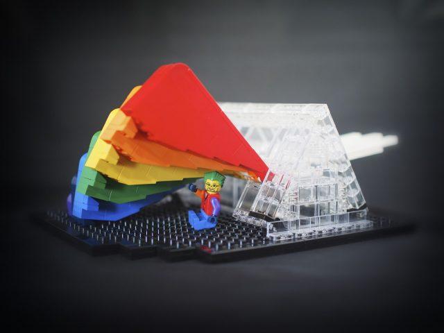 lego ideas Prism Spectrum 2