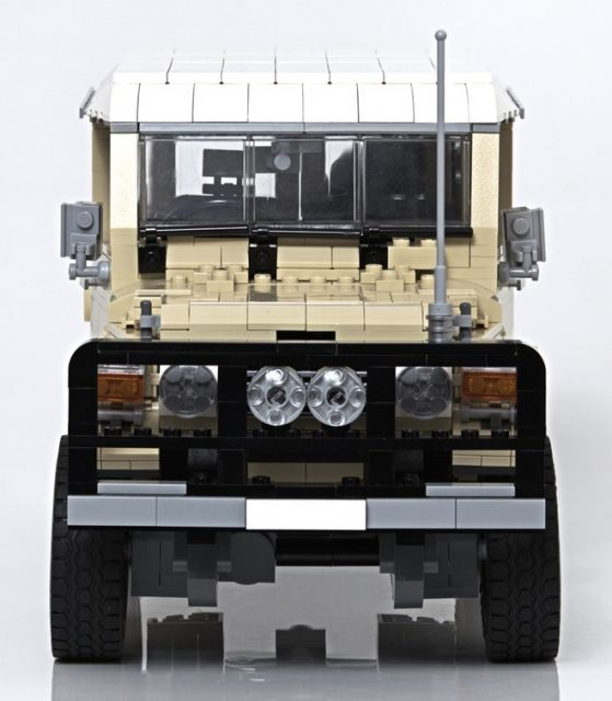 lego ideas Toyota Landcruiser 2