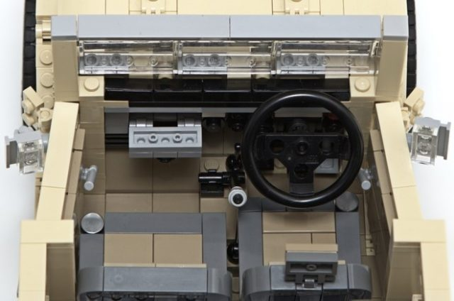 lego ideas Toyota Landcruiser 4