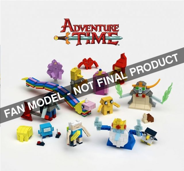 lego ideas adventure time 096