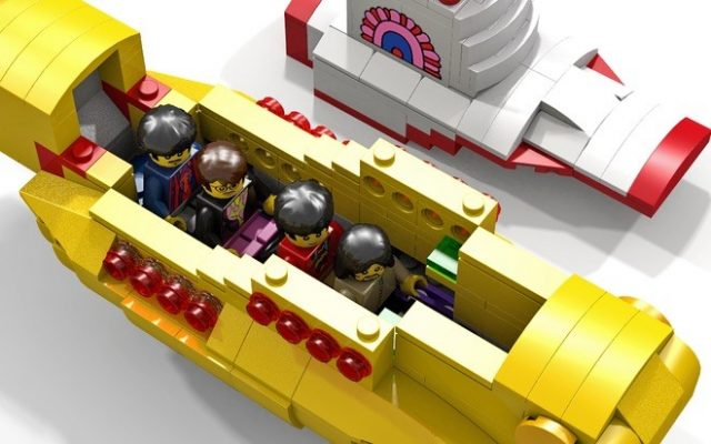 lego ideas beatles yellow submarine 4