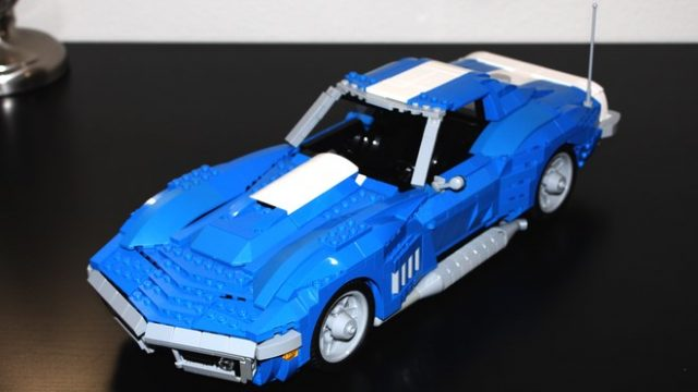 lego ideas chevrolet panoramica