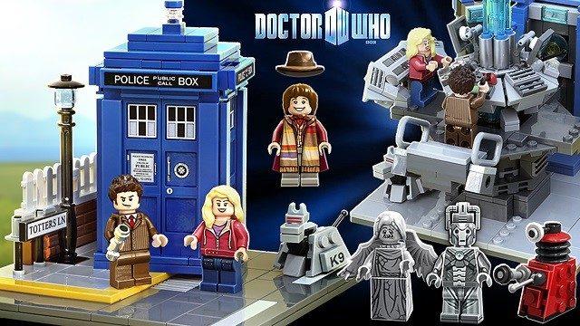 lego ideas doctor who 2