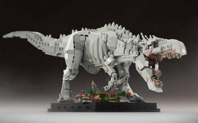 lego ideas indominus rex 4