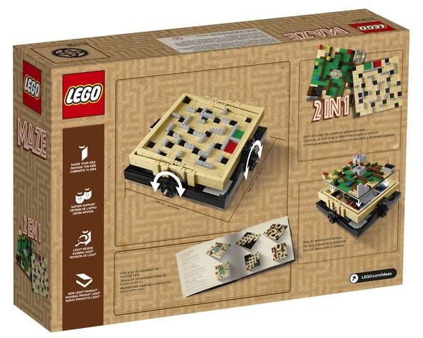 lego ideas maze 21305 2 679
