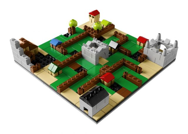 lego ideas maze 21305 4 182