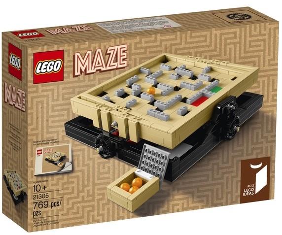 lego ideas maze 21305 900