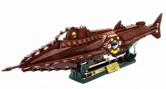 lego ideas nautilus 2