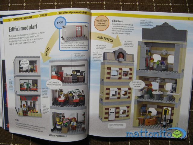 lego infiniti mondi da costruire edifici modulari