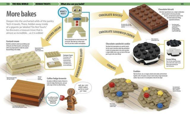 lego infiniti mondi da costruire torte