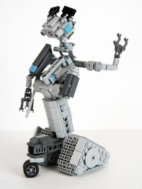lego johnny five 3 691