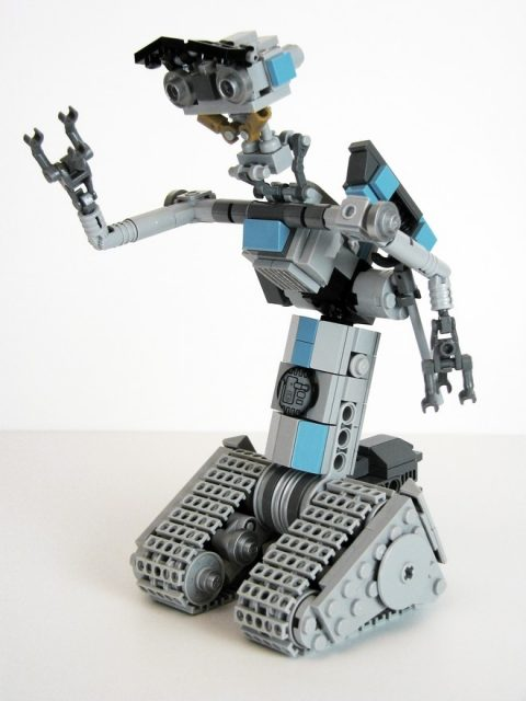 lego johnny five 4 952