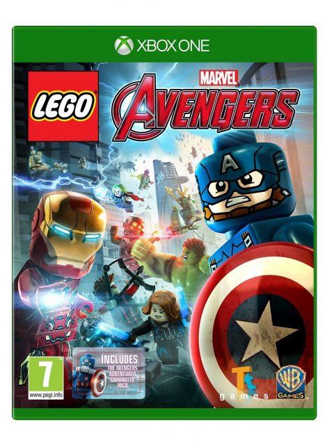 lego marvel avengers xboxone 2