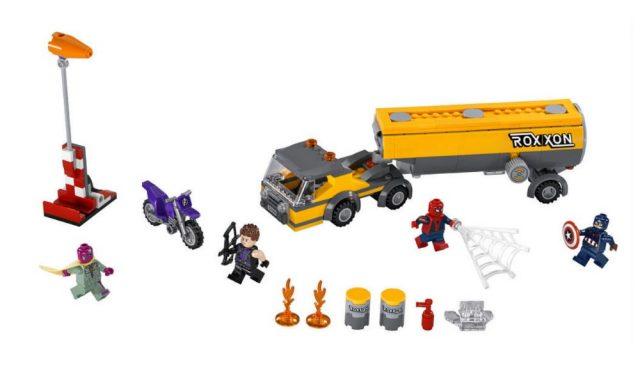lego marvel super heroes tanker truck takedown 76067 b 863