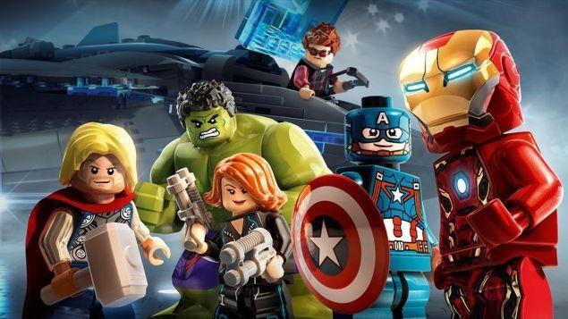 lego marvels avengers trailer lancio