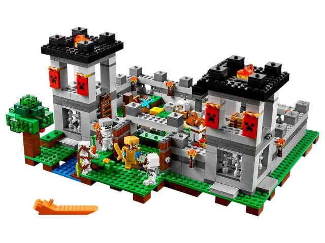 lego minecraft the fortress 21127 c 775